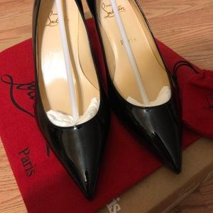 san francisco a6da4 75490 Christian Pigalle Poshmark Follies 55mm Shoes Louboutin ...